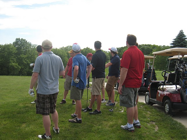 first annual wrnl golf outing wide right natty lite. Black Bedroom Furniture Sets. Home Design Ideas